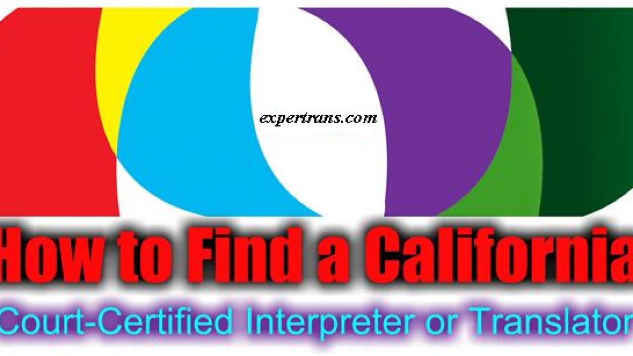 VIETNAMESE INTERPRETER IN LOS ANGELES, FLORIDA, SEATTLE WA